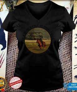 Cowgirl Horse In A World Full Of Princesses Be A Cowgirl Vintage T shirt (1)